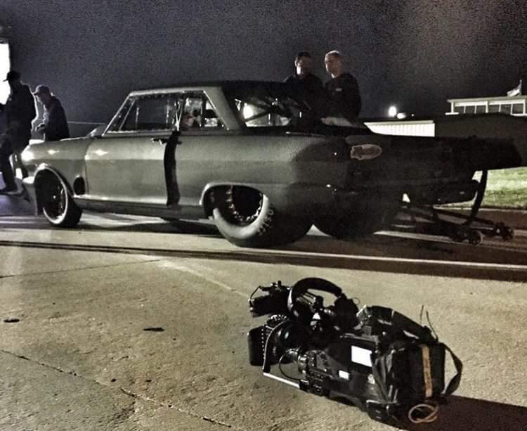 Behind The Scenes Of Street Outlaws