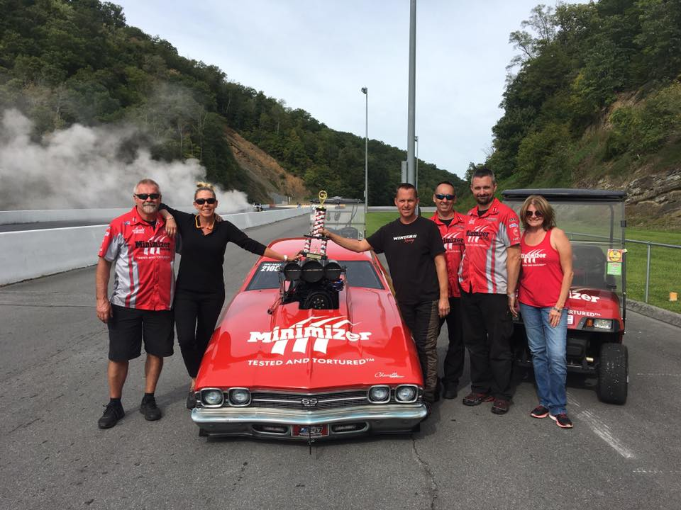 Winters Racing Gets The Win At Bristol