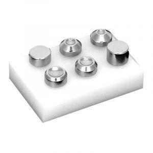 "Aircraft Tool Supply Squeezer Set Mix (6 Pieces) 1/4"""