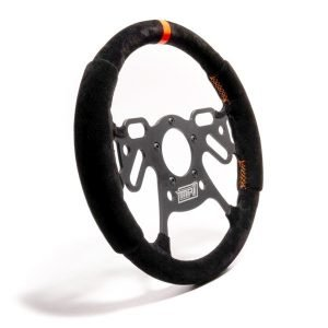 Drag racing steering wheel