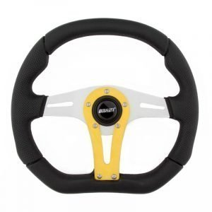 Grant D Series yellow steering wheel
