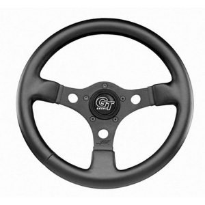 "12"" Grant Formula GT Black Steering Wheel"