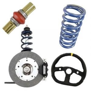 Brakes, Shocks, Struts & Steering