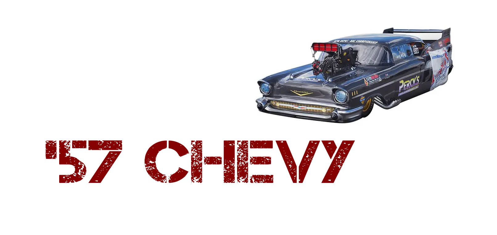 57 chevy carbon fiber body kit