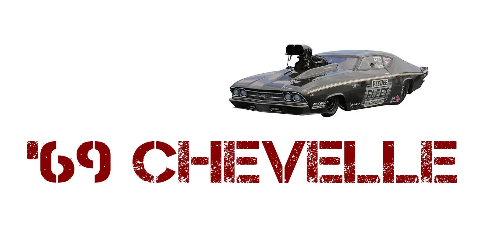 69 Chevelle carbon fiber body kit