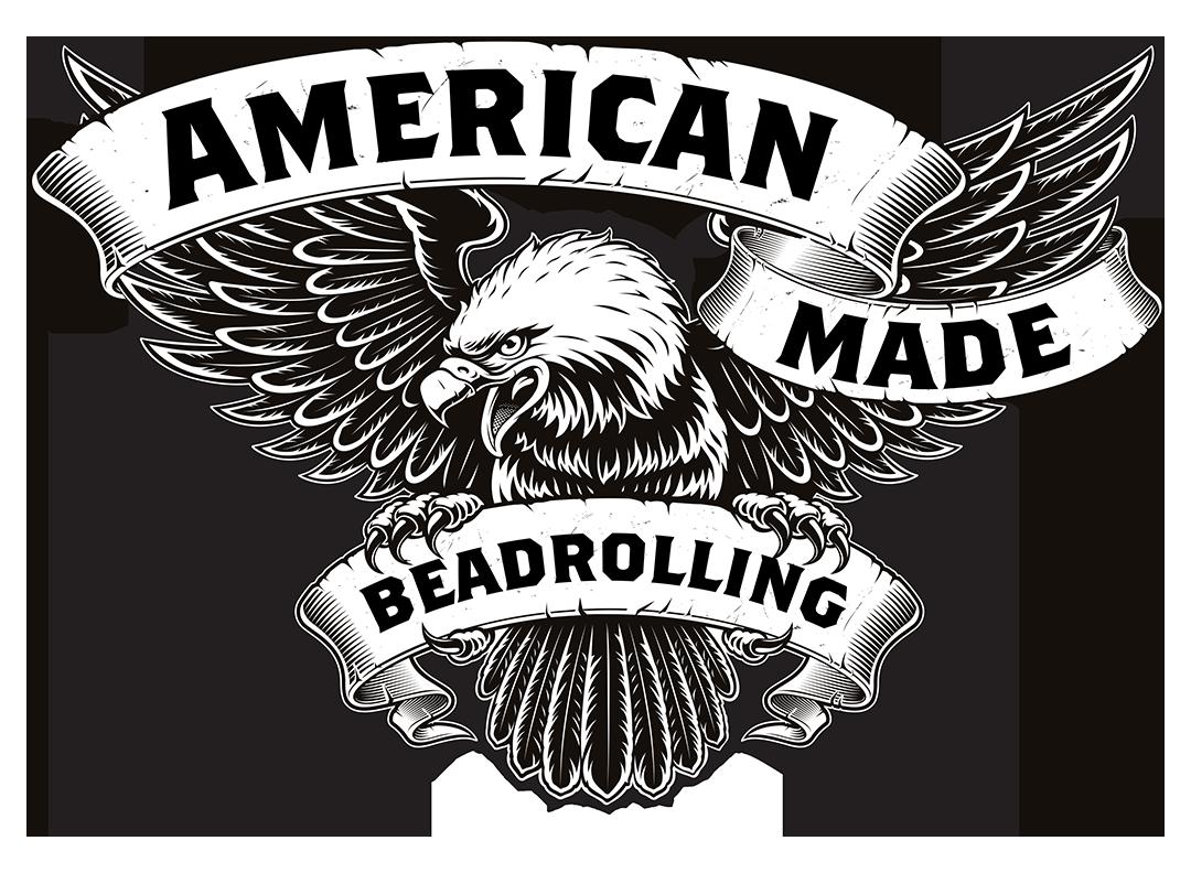 American Made Bead Rolling Logo